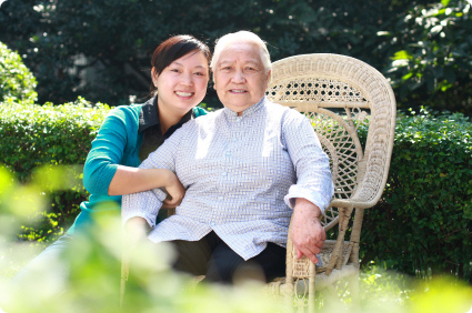 Asian nursing home